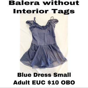 Balera Blue Dress